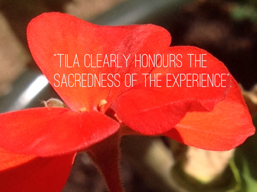 Tila honours sacredness